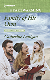 Family of His Own: A Clean Romance (Shores of Indian Lake)