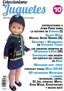 Revista Coleccionismo de Juguetes - Numero 10