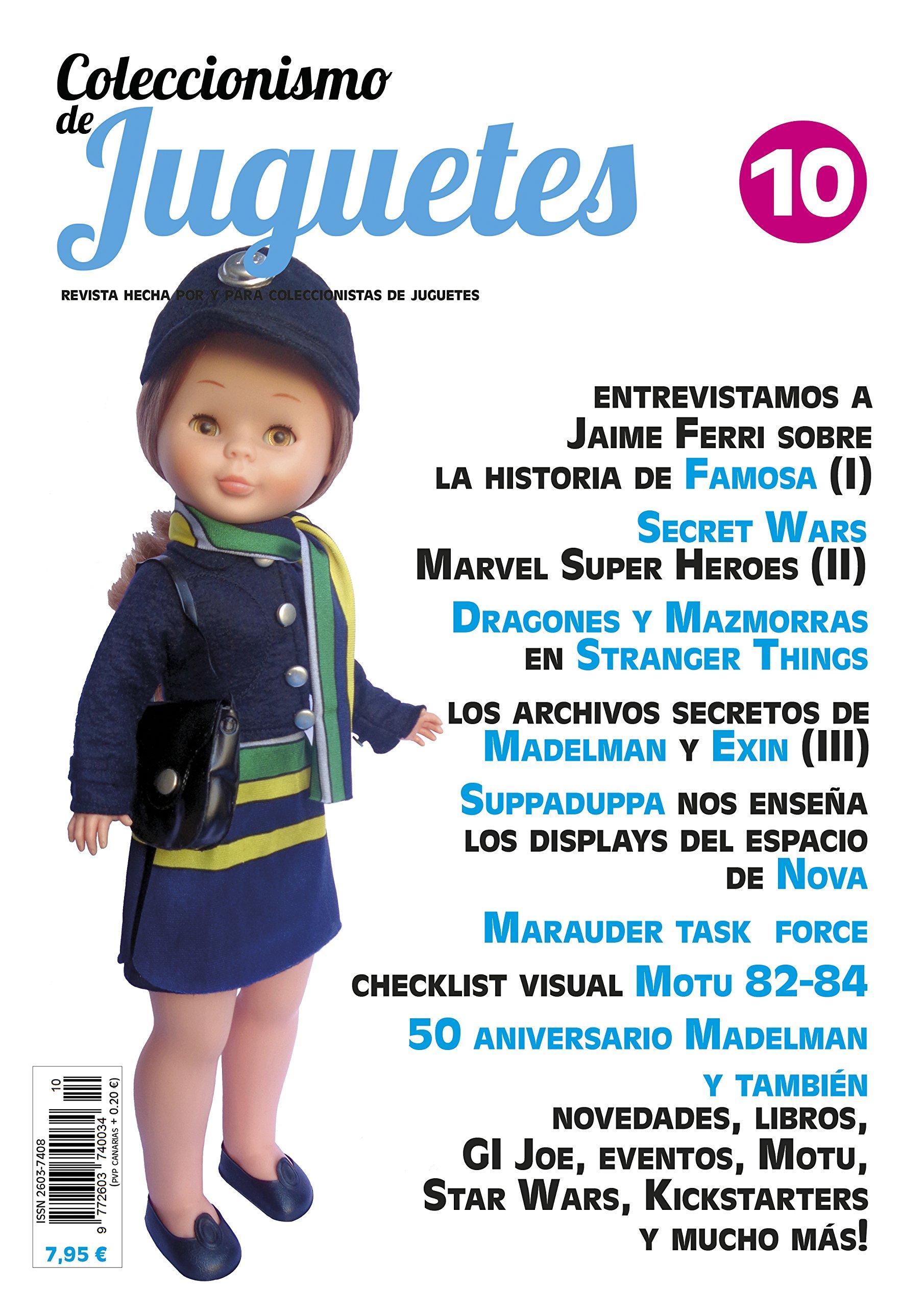 10Amazon aaLibros Juguetes Revista De esVv Numero Coleccionismo 7bgvYyf6