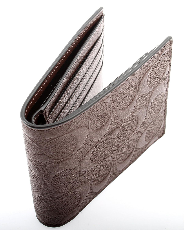 Coach Mens Coin Wallet