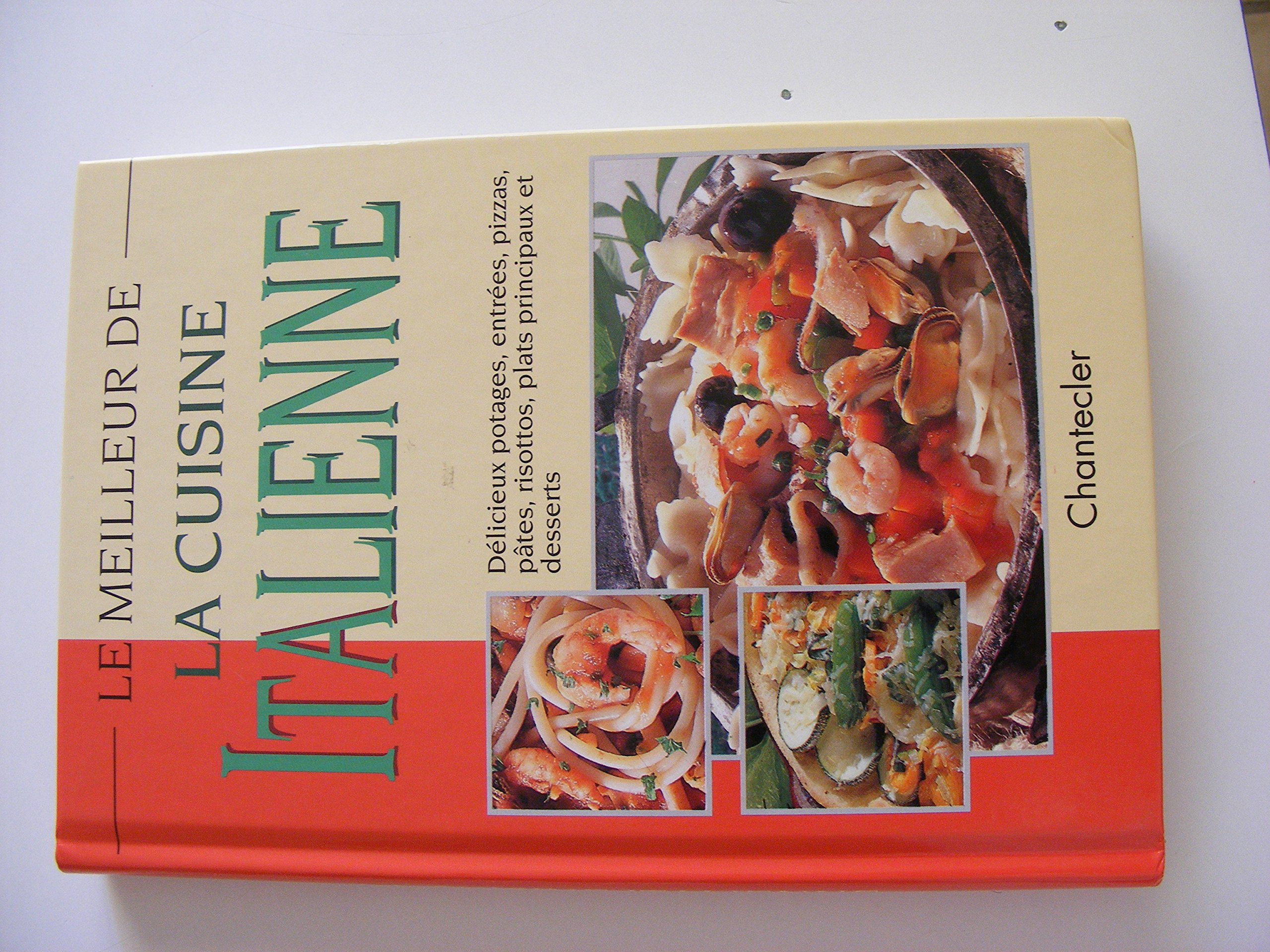 Le Meilleur De La Cuisine Italienne Elke Fuhrmann 9782803433742