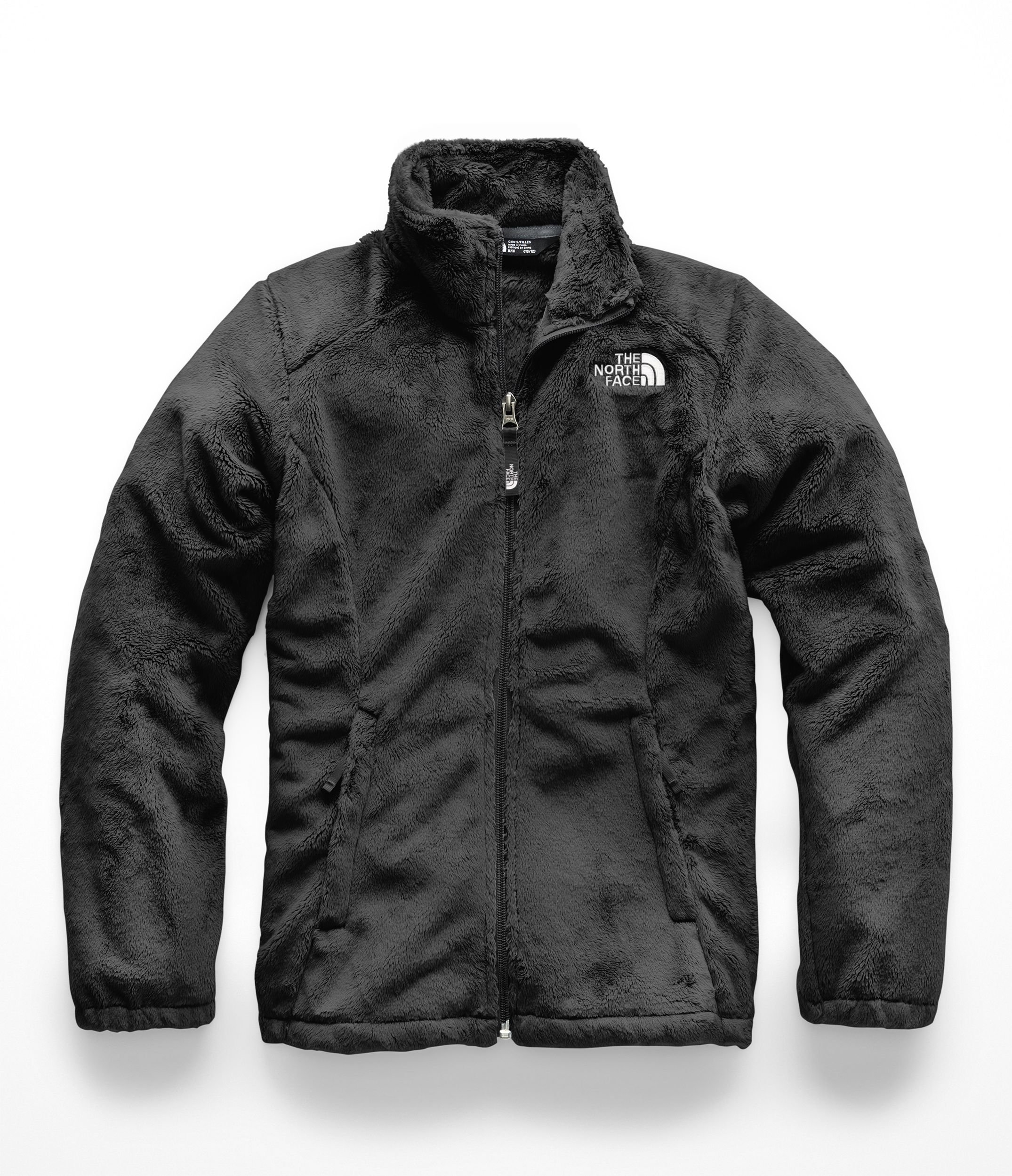 The North Face Girls Osolita Jacket - TNF Black - M