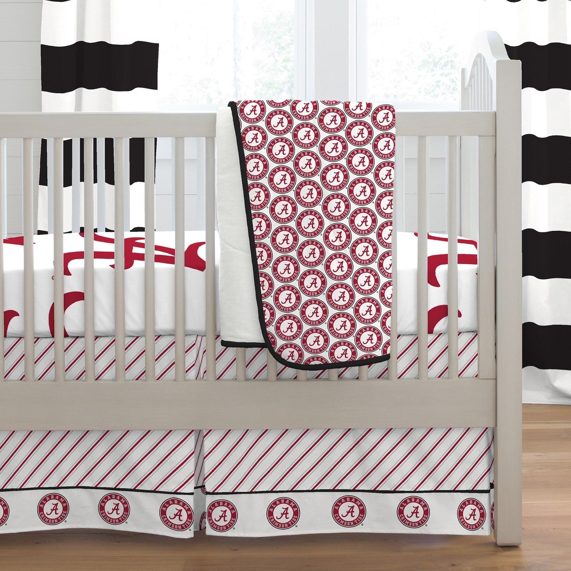Carousel Designs Alabama Crib Comforter