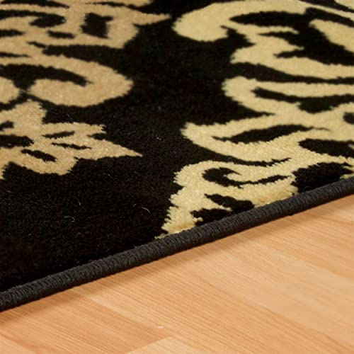 Superior Designer 2.6' x 8' Danvers Collection Area Rug