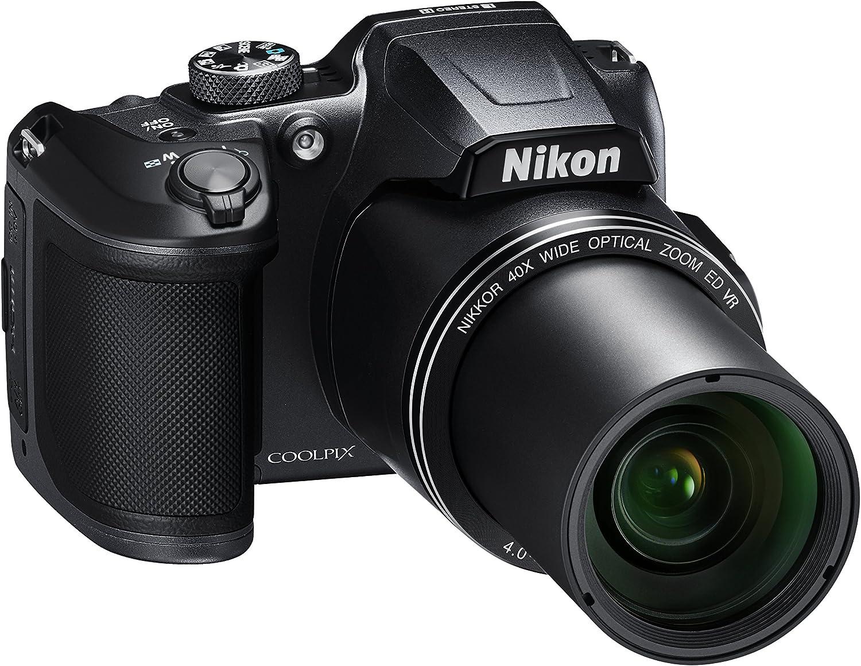 Nikon COOLPIX B40 Appareil photo Noir