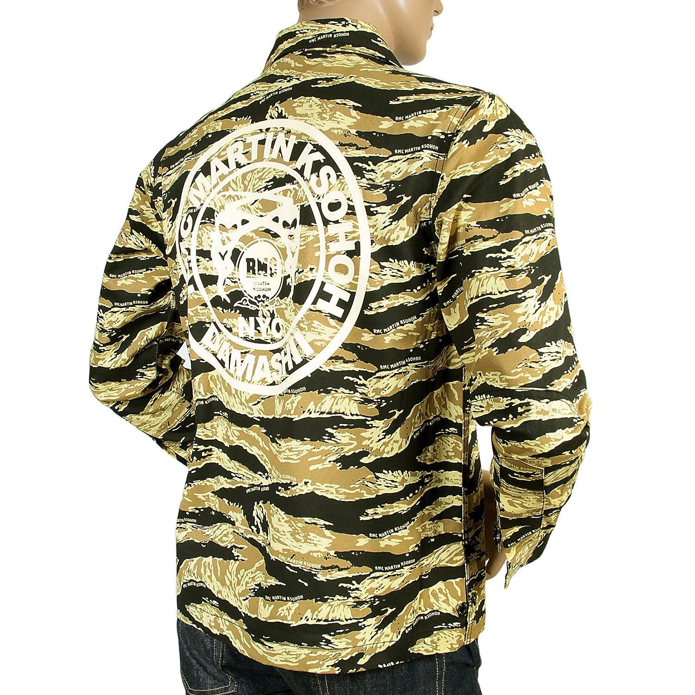 Con cierre de cremallera diseño de camuflaje de esquí para hombre diseño de reloj de arena MKWS RMC chaqueta REDM4134: Amazon.es: Ropa y accesorios