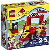 LEGO DUPLO Brand Disney Mickey Racer 10843 Building Kit (15 Piece)