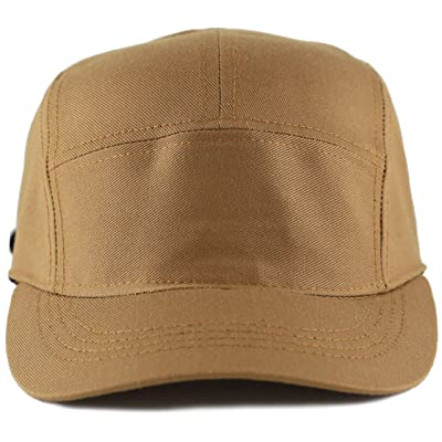 83abe287b080 The Hat Depot Exclusive Made in USA Cotton 5 Panel Unstructured Outdoor Cap