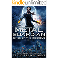 Metal Guardian: An Urban Fantasy Adventure (Rings of the Inconquo Book 2)