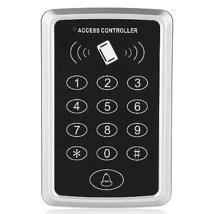 125 KHZ X3 - Lector de Tarjetas RFID para Control de Acceso ...