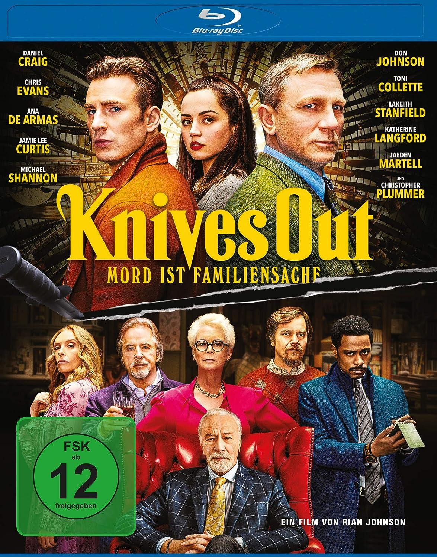 Knives Out mit Daniel Craig, Chris Evans: Ein Mordsspaß ...