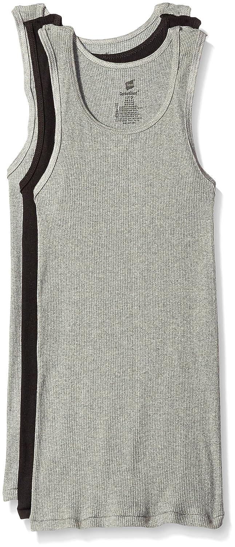 Hanes Red Label Men's 3-Pack FreshIQ Comfort Blend Assortedashirt 352AP3