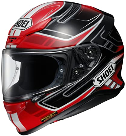 Shoei Valkyrie RF-1200 Street Bike Racing Motorcycle Helmet - TC-10/X
