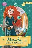 Disney Princess: Merida: The Legend of the Emerald: A Jewel Story (Disney Chapter Book (ebook))