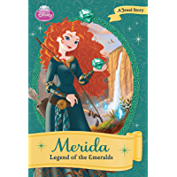 Disney Princess: Merida: The Legend of the Emerald: A Jewel Story (Disney Chapter Book (ebook)) (English Edition)