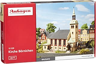 Auhagen 12229 - Modellismo ferroviario, Chiesa di Börnichen, da costruire