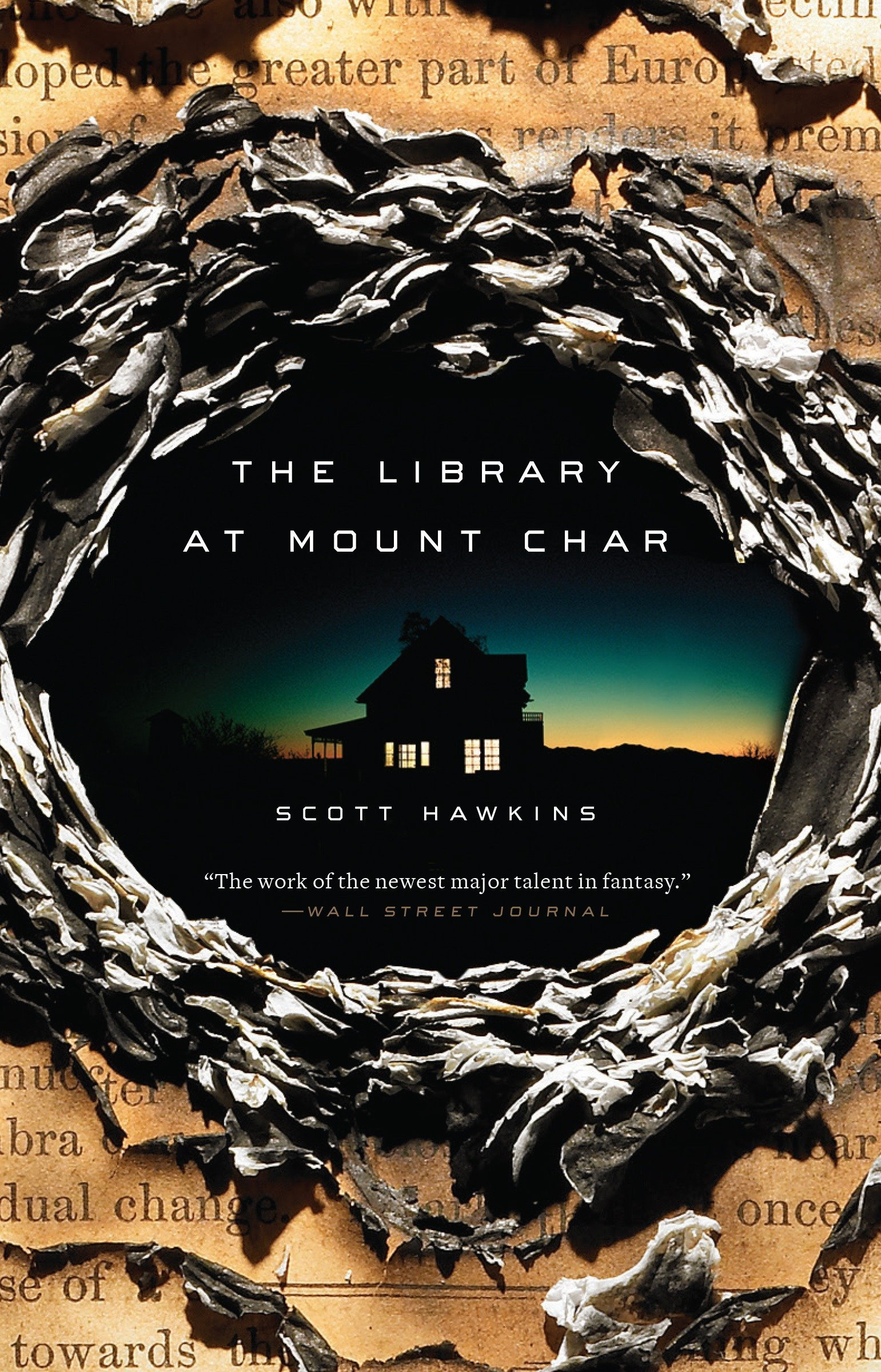 THE LIBRARY AT MOUNT CHAR EPUB