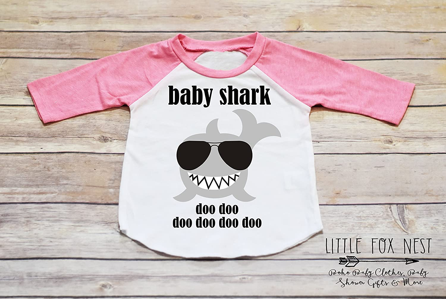 Shark Shirt, Baby Shark, Shark Birthday, Shark Gift, Mommy Shark