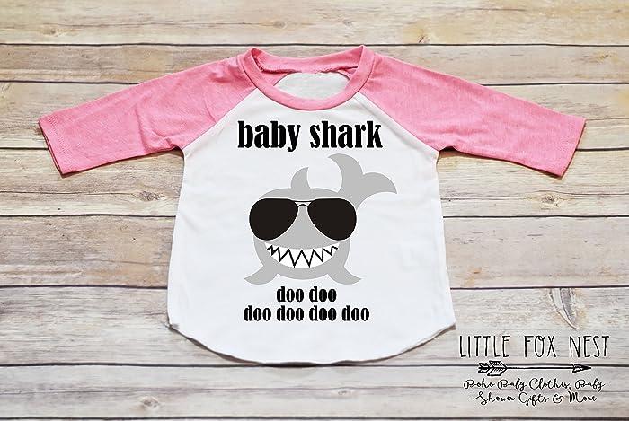 e58ea8d6859 Amazon.com  Shark Shirt
