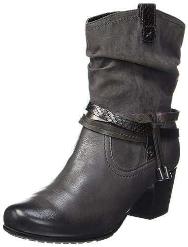 25405, Bottes Femme, Noir (Black), 36 EUJana