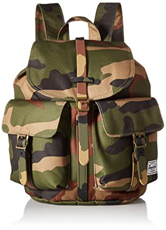 Amazon.com | Herschel Dawson X-Small Backpack Woodland Camo One Size | Casual Daypacks
