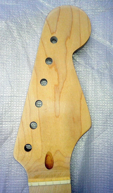Mástil Natural Guitarra Strato Eléctrica Dr Parts St Neck/M: Amazon.es: Instrumentos musicales