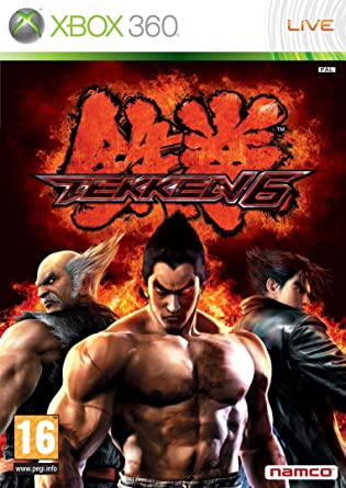 Tekken 6 Xbox 360 Amazon Co Uk Pc Video Games