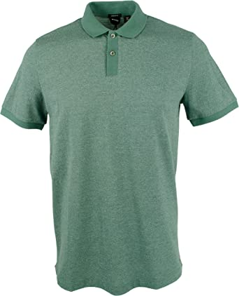 Hugo Boss Polo For Men Regular fit 100/% Cotton Color Green Free shpping