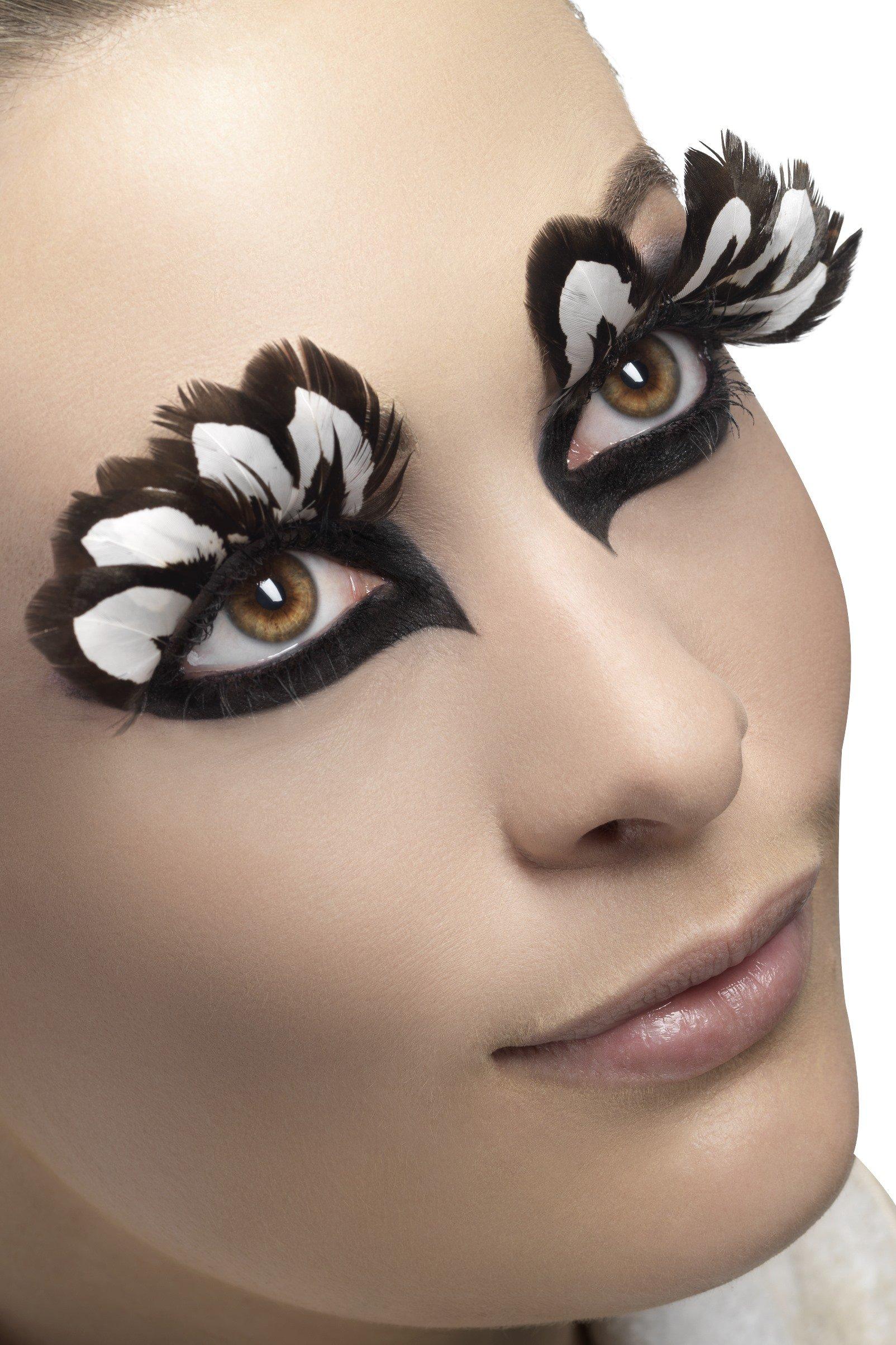 Amazon Spritechtm New Fancy Thick Feather False Eyelashes