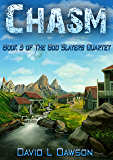 Chasm (The God Slayers Quartet Book 3)