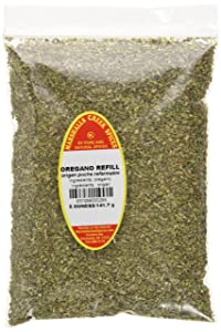 OREGANO REFILL - FRESHLY PACKED IN FOOD GRADE HEAT SEALED POUCHES