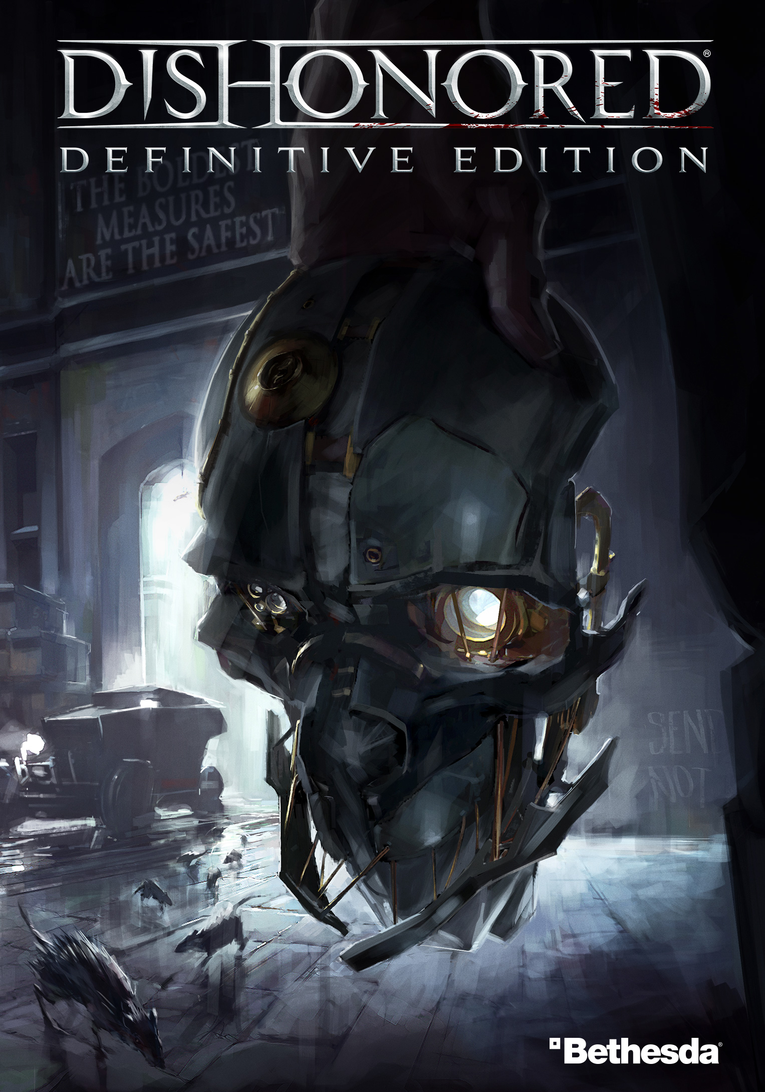 Dishonored Definitive Edition PC [Online Game Code]