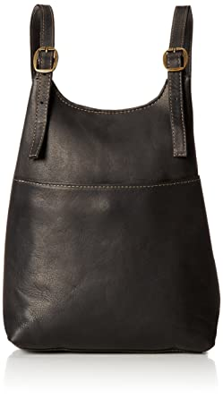 Amazon.com  Le Donne Leather Women s Sling Backpack Purse b41cfd768