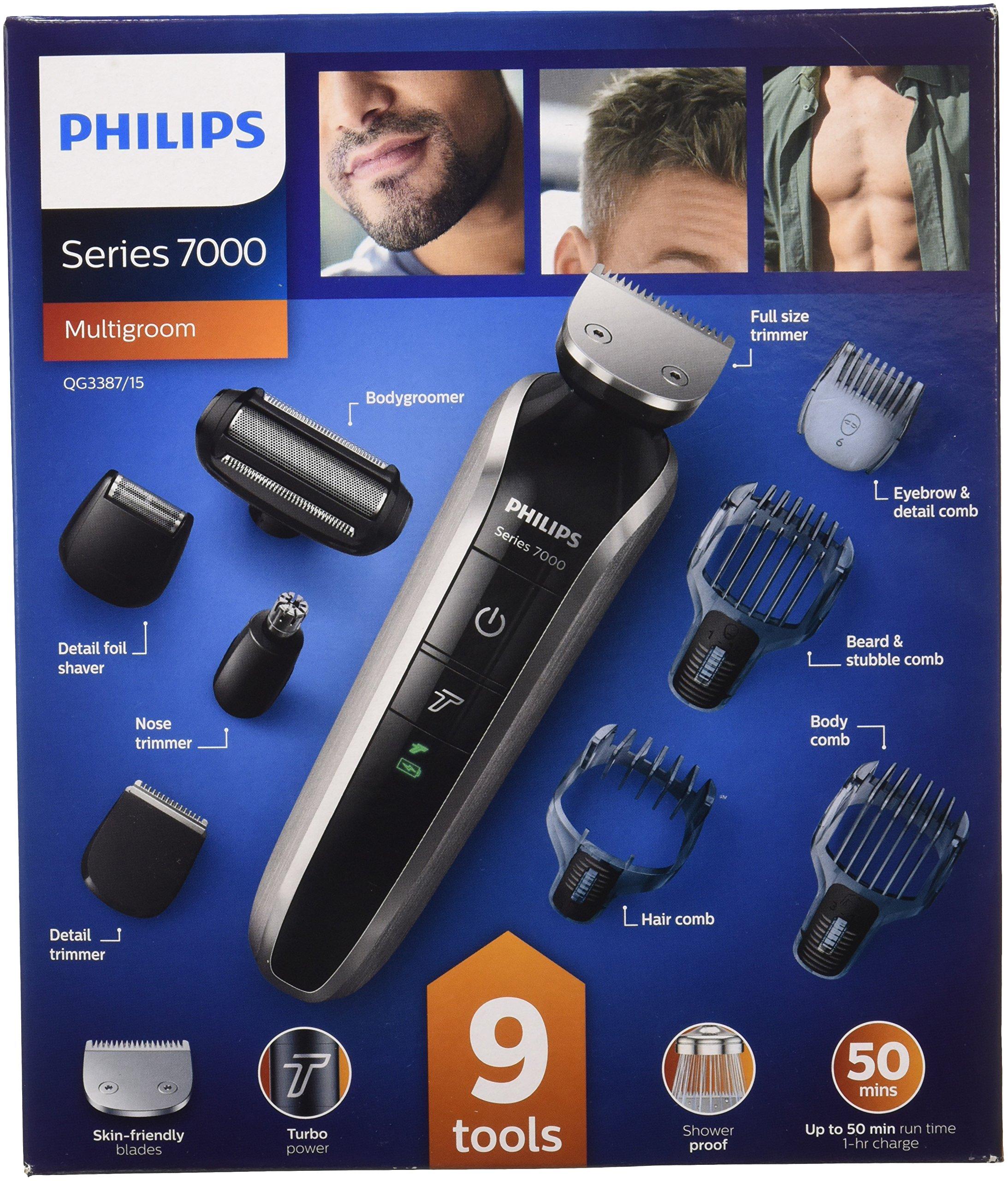 Philips QG3387 Multi Grooming Kit (Black)