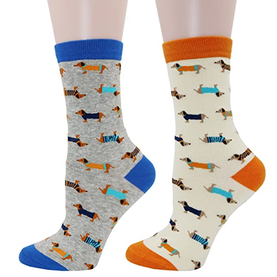 Pomlia® Adulto Unisex Calcetines calcetines de dibujos animados (B01MQJ6THY)