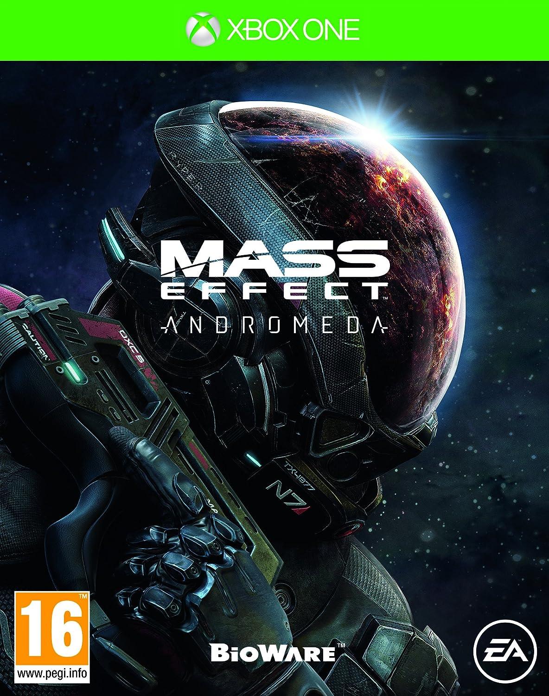 Electronic Arts Mass Effect Andromeda, Xbox One Básico Xbox One vídeo - Juego (Xbox One, Xbox One, Acción / RPG, Modo multijugador, M (Maduro)): Amazon.es: Videojuegos