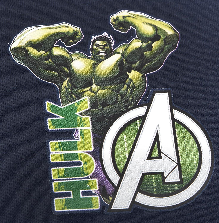 The Incredible Hulk Pyjamas Boys Long Pajamas Pjs