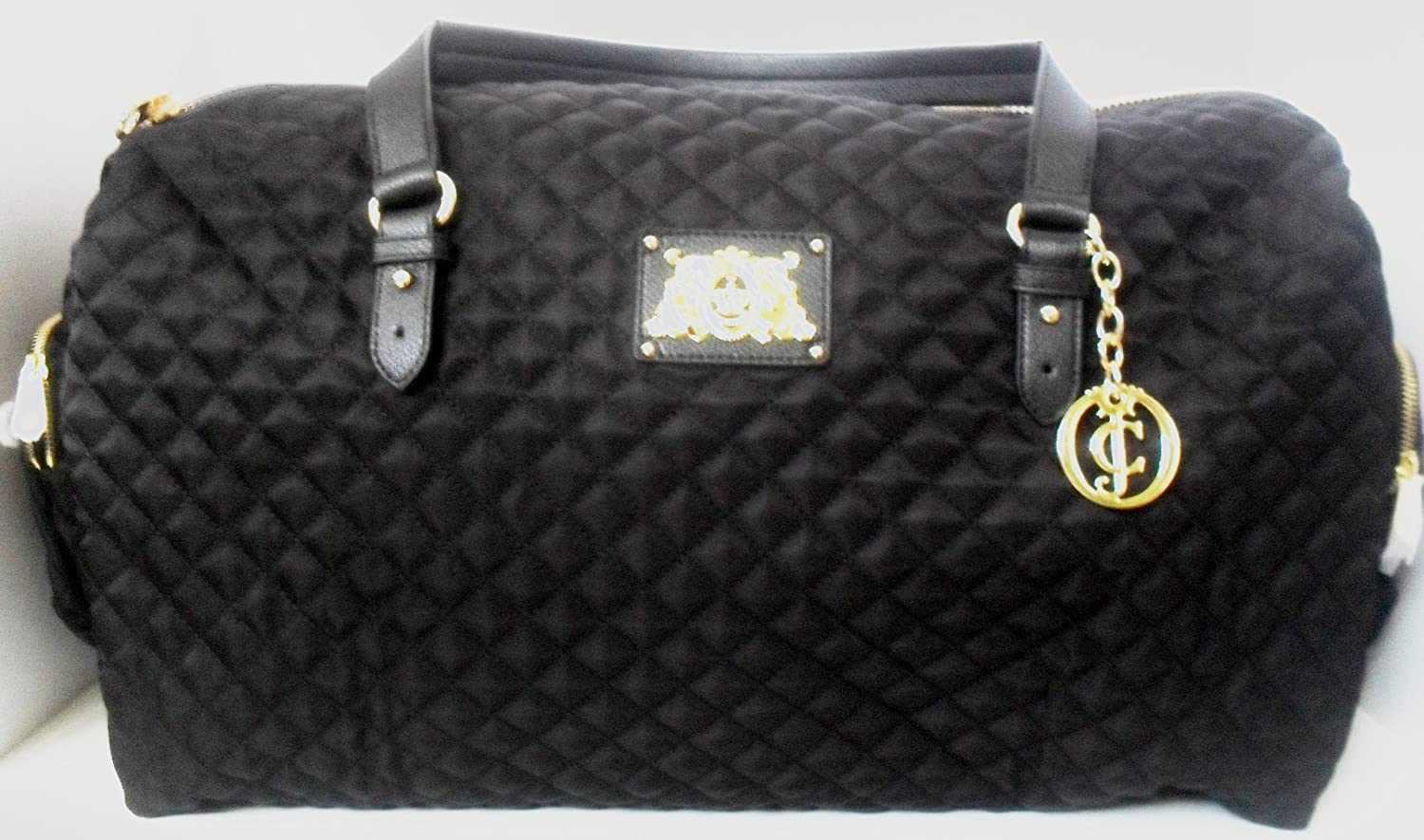 Amazon.com  Juicy Couture Nylon-Quilted Weekender  Shoes e3f3a9c11