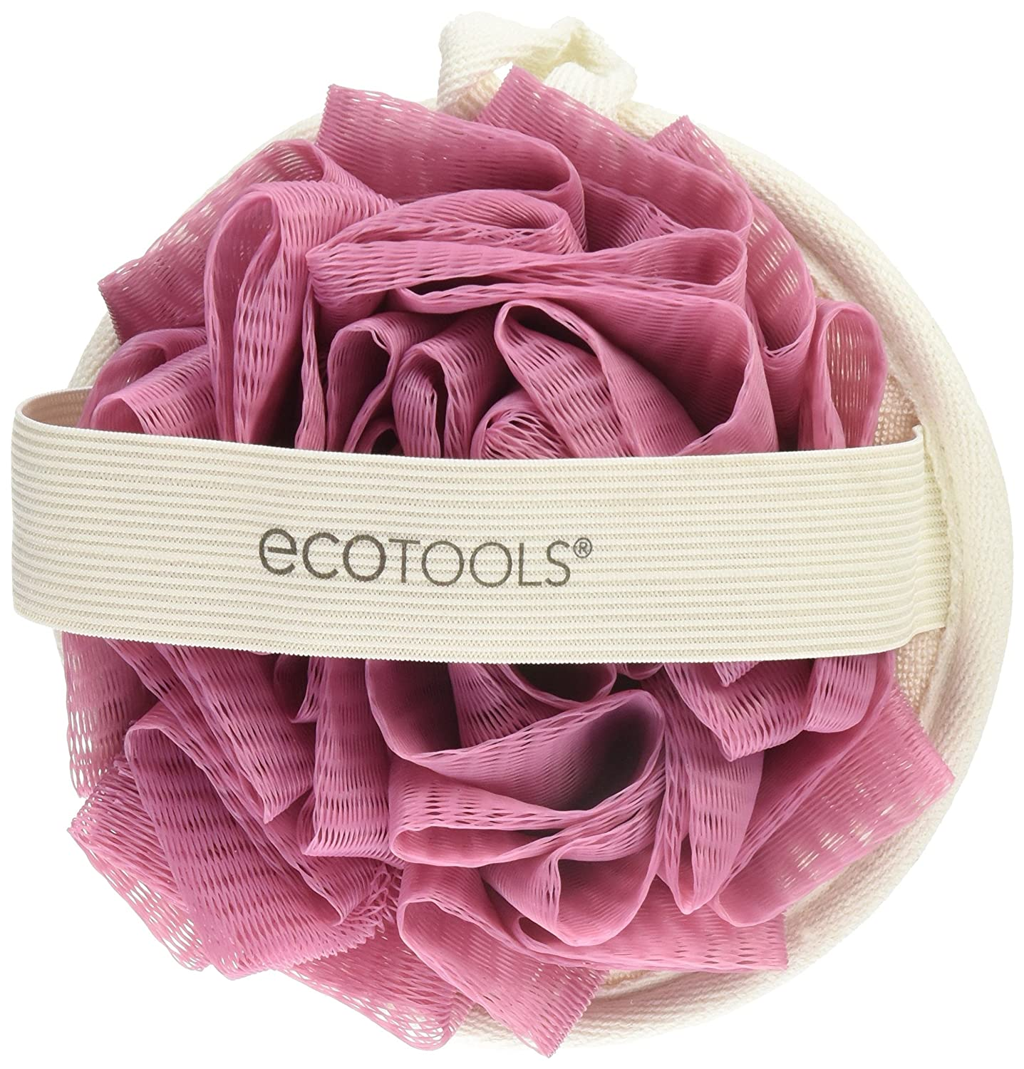 EcoTools EcoPouf Dual Cleansing Pad (Color May Vary) 7421