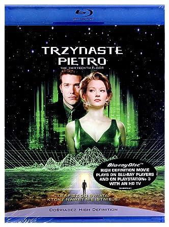 Thirteenth Floor, The Blu-Ray Region Free IMPORT No hay versión ...