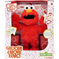 Sesame Street Groove and Move, Elmo