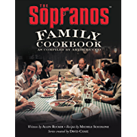 The Sopranos Family Cookbook: As Compiled by Artie Bucco (English Edition)