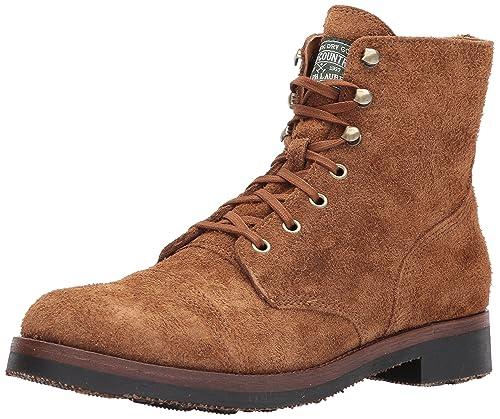 Polo Ralph Lauren Men s Enville Fashion Boot  Amazon.co.uk  Shoes   Bags a13c607801a4