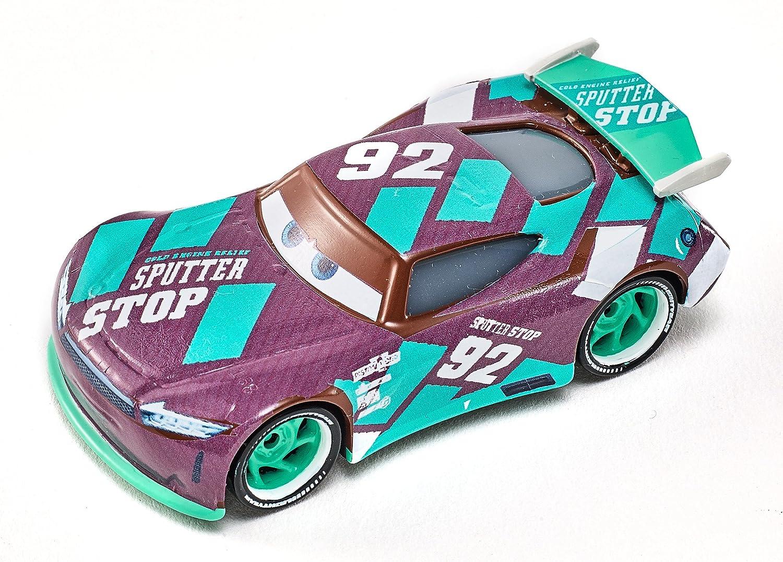 Mattel Disney Pixar Cars 3 DINOCO CRUZ RAMIREZ Car Next Gen Racer Piston Cup 2.0