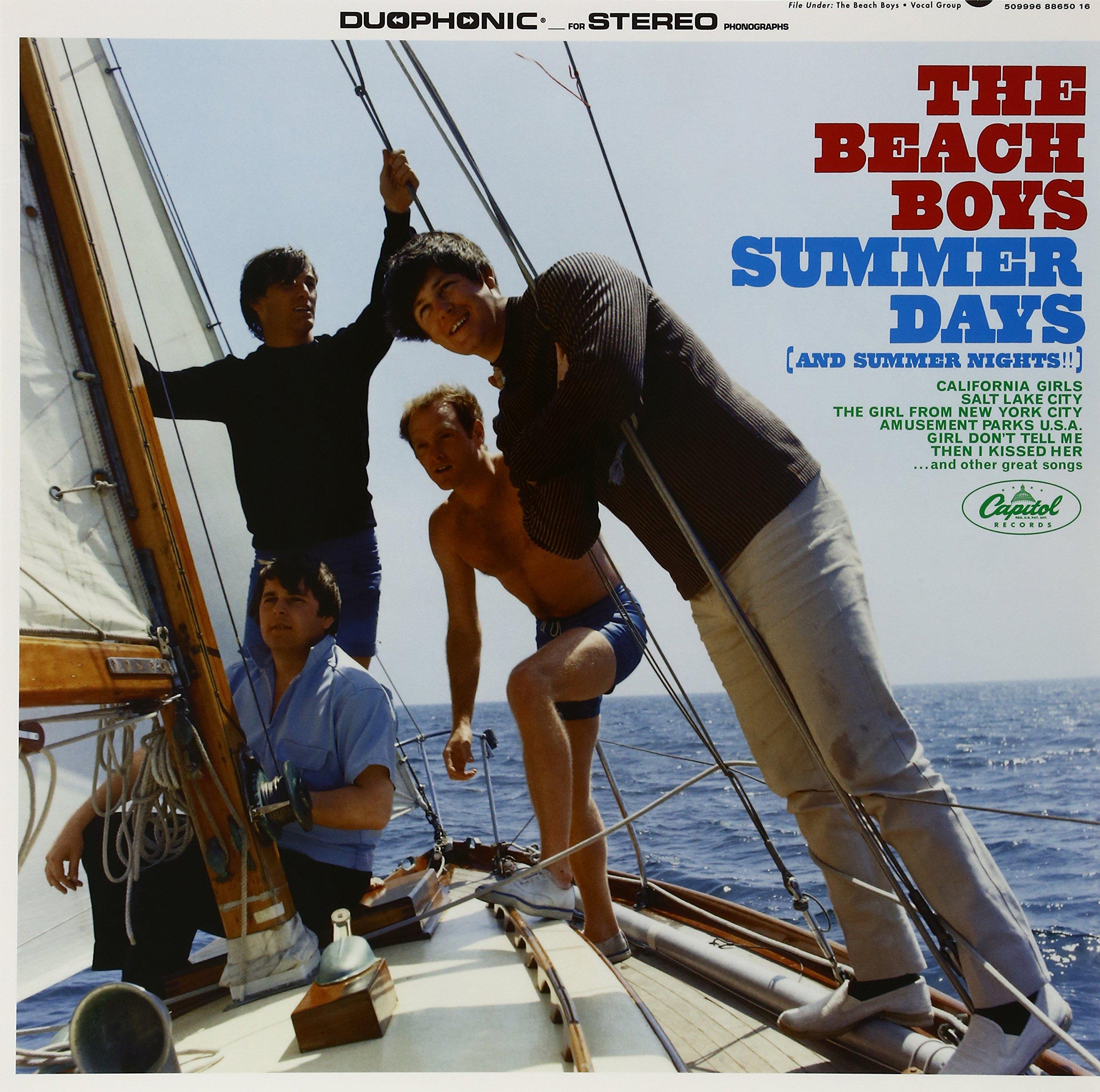 Summer Days (And Summer Nights!!) [Vinyl] by VINYL