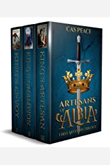 Artesans of Albia: First Artesans Trilogy Box Set Kindle Edition
