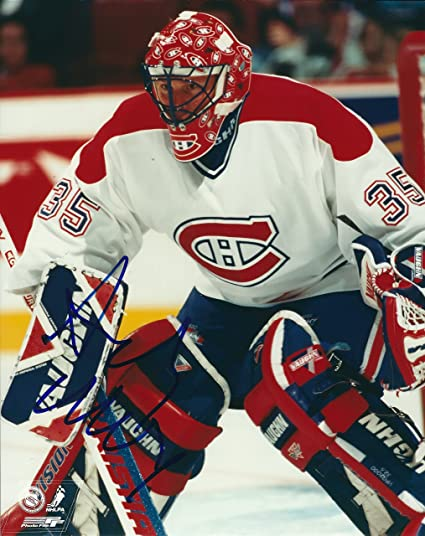 big sale a5625 df66c Autographed Andy Moog 8x10 Montreal Canadiens photo at ...