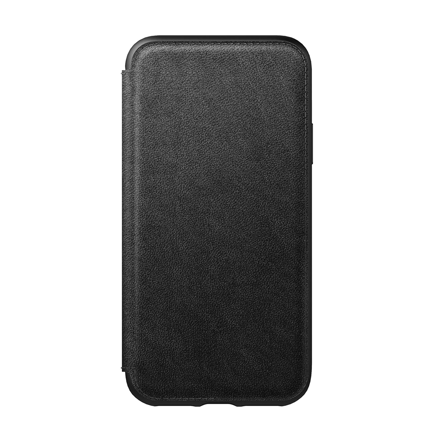 super popular 11f10 ca56f Nomad Rugged Folio for iPhone X | Black Horween Leather