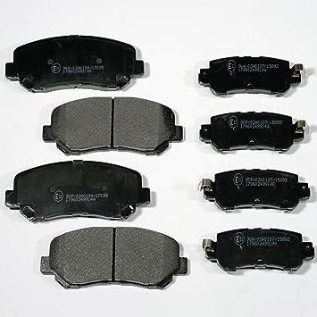 Bremsbel/äge//Bremskl/ötze//Bremsen vorne hinten