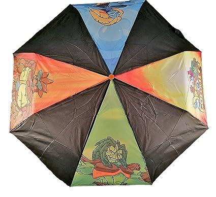 Paraguas Plegable Infantil Gormiti para niños
